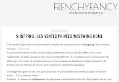 FRENCHY FANCY