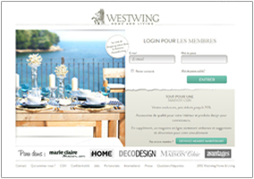 Westwing Start